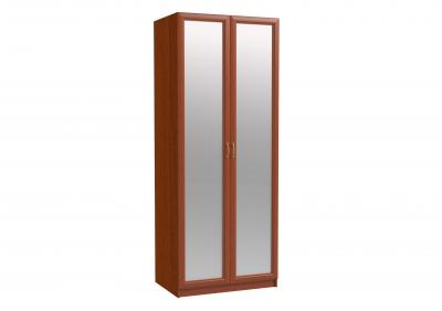 ЭЛ-08 Шкаф 2-х дверный с зеркалом (полки/штанга)
