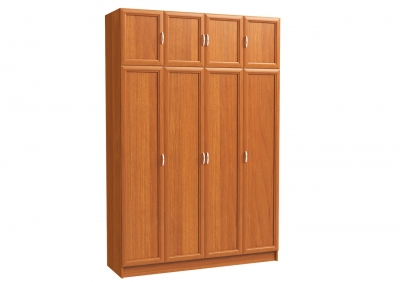 Шкаф 4х дверный с антресолью