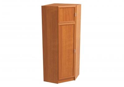 Шкаф угловой с антресолью